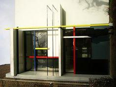 Clásicos de Arquitectura: Casa Rietveld Schroder / Gerrit Rietveld ...