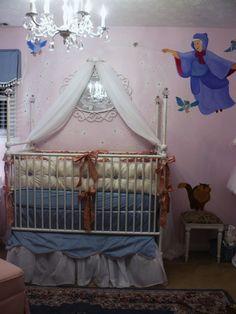 Just call her Cinderella - Nursery Designs - Decorating Ideas - HGTV Rate My Space