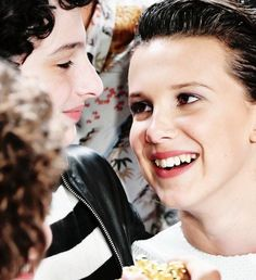 Find images and videos about netflix, stranger things and millie bobby brown on We Heart It - the app to get lost in what you love. Bobby Brown Stranger Things, Stranger Things Quote, Stranger Things Aesthetic, Stranger Things Netflix, Millie Bobby Brown, Admirateur Secret, Sadie Sink, Series Movies, Actors & Actresses