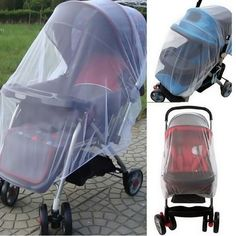 Baby Stroller Pushchair Mosquito Insect Shield Net Safe Infants Protection Mesh Stroller Accessories Mosquito Net 2020 - Best Reviews Baby Stroller Accessories, Travel Stroller, Outdoor Baby, Baby Buggy, Mosquito Net, Baby Cover, Baby Safety, Baby Shop, Baby Car Seats
