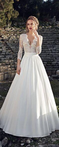 Piękna ślubna stylizacja