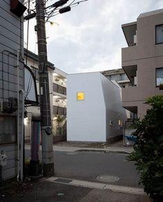 House in Motoyawata by Naya Architects