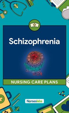 In this guide are nursing care plans for schizophrenia including six nursing diagnosis for schizophrenia. Learn more about it here! Nursing School Scholarships, Online Nursing Schools, Nursing Students, Online Nursing Degree, Nursing Career, Nursing Labs, Nursing Assistant, Travel Nursing, Nursing Shoes