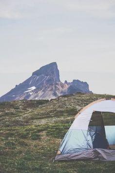 Go wild camping! #FeelGoodExperience