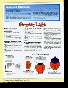 Pumpkin Lantern Light pg01