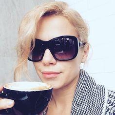 Joy Lenz on Instagram: Good morning @versace_official #ididnotwakeuplikethis Haley James Scott, Bethany Joy Lenz, Versace, Daughter, Sunglasses, Celebrities, Instagram Posts, Oc, Beautiful