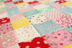 nine patchwork