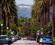 Los Angeles, CA. Great place to visit...once the smog lifts..