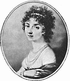 Кн. Варвара Ивановна Голицына (17??-1840)