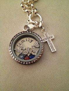 My First Origami Owl ;)