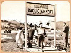 Luis Gonzales Filipiniana, Baguio, Sea Level, Pinoy, Manila, Historical Photos, Vintage Photos, Philippines, Aviation