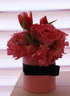 Création désigner floral de La petite robe noire de Guerlain ♡
