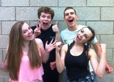 For the first time ever, at Stagecoach Theatre Arts Darlington and Yarm, our older students from the Further Stages classes have chosen a Head Boy and Girl and a Deputy for each role. The lucky four were Francis W and Charles T, Annabelle C-S and Sophie B. Congratulations to all of them! The fantastic four have already created a great team spirit, so that we are convinced that the future is bright for them all. http://ow.ly/KCtnW