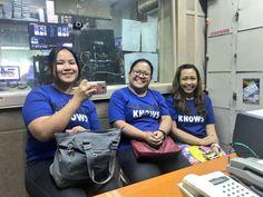 Transcript: Duterte-Robredo supporters on OKS sa DWBL Radio station Celine Luggage, Luggage Bags, Interview, Board, Planks