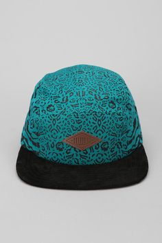Entree Leopard Tiger 5-Panel Hat  #urbanoutfitters