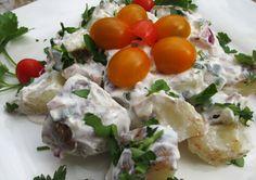 Pritikin Fat Free Potato Salad Recipe