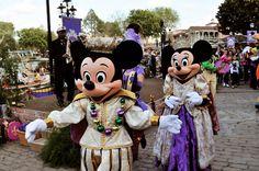 Mardi Gras at Disney, yes please!