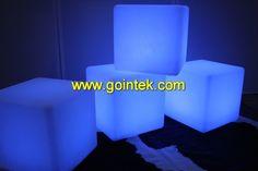Illuminated Decoration LED Luminous Cube