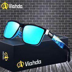 Reflective Lens viahda Polarized u-v Protection [sunglasses]