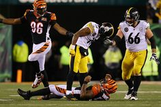 JuJu Smith-Schuster receives 1 game suspension   Pittsburgh Steelers wide  receiver JuJu Smith-Schuster has been suspended for one game by the NFL for  his ... b786bc261