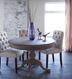 Windsor dining table - Urban Barn $899