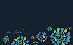 Vera Bradley backgrounds for your computer, tablet or smart phone!! so cute so many prints!