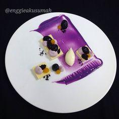 Cassis | Mascarpone | Chocolate Crumbs | Mango Fluid  Photograph by @andreashenrie  #eakusumah #pastryrcpp #foodphotography #plateddesserts #dessertporn #dessertmasters #chef #chefsofinstagram #chefstalk #foodphotographer #foodie #foodporn #foodgasm #foodpics #gastroart #dontshootthechef #gourmetartistry #theartofplating #passion #artwork #plateddessert #moderndessert #jakartafoodies #thejakartaguru #foodpicoftheday #culinaryartist #expertfoods #instagramfood #instagood #jakartapacificplace…