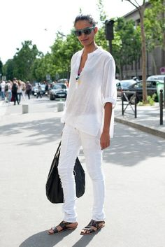 Summer weekend style inspiration #fashion #streetstyle
