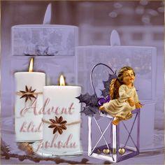 hezký  advent Advent, Pillar Candles, Candles
