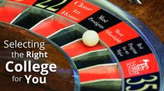Ch. 1 - Selecting the Right College for You
