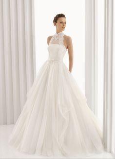 Rosa Clará 2012: tendência para os vestidos de noiva