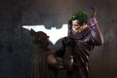 Figurka Batman vs Joker