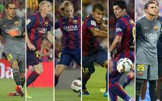 Seis de las incorporaciones del Barça tuvieron minutos ante el Club León