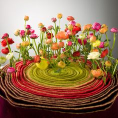 Geert Pattyn - Lilly is Love Art Floral, Floral Artwork, Wonderful Flowers, Unique Flowers, All Flowers, Wedding Flowers, Modern Floral Arrangements, Beautiful Flower Arrangements, Blossom Flower