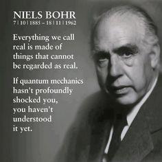 Niels Bohr--Physicist & Philosopher~~Nobel prize in 1922.