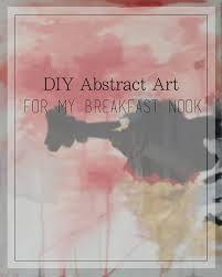 Resultado de imagen de diy abstract