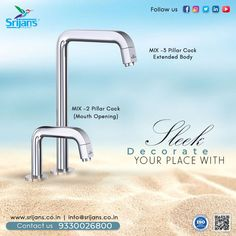 Srijan's Faucets can help you revamp your regular outlook into a contemporary and stylish outlook at affordable prices. these are: Low maintenance Manufactured with authentic brass Come with a 1-year warranty Click here to buy www.srijans.co.in #faucet #plumbing #bathroom #home #bathtub #bathroomdesign #water #interiordesign #sanitaryware #plumbingwork #waterheater #pvc #plumbinglife #plumber #bathroomrenovation #shower #plumbingcontractor #toilet #plumberslife #plumbingtools #showervalve…
