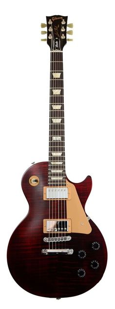 Gibson 2014 Les Paul Studio Wine Red Vintage Gloss #gibson #guitar