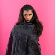 Vampire Costumes, Halloween Costumes, Black Face Paint, Black Eye Makeup, Fake Blood, Popular Articles, Black Lipstick, Halloween Looks, Group Costumes