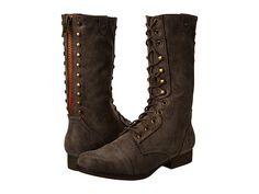 Madden Girl Galeriaa Brown Paris - Zappos.com Free Shipping BOTH Ways