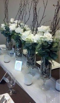 Dollar Store Crafts for Centerpiece