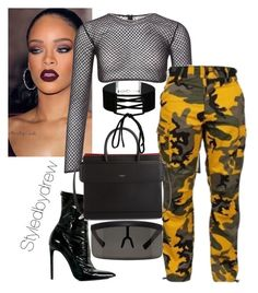 """""""Riri taught me"""" by fvshionkill3r on Polyvore featuring PA5H, Givenchy, Mykita and Miss Selfridge"""