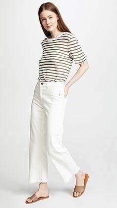18 smart casual wear for summer ideas 6 * remajacantik Pink Blazer Outfits, White Pants Outfit, Casual Outfits, Comfy Outfit, Smart Casual Wear, Cropped Wide Leg Jeans, Blazer Fashion, Women's Fashion, Fashion Ideas