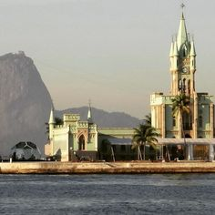 Ilha Fiscal. #baiadeguanabara #labhidroufrj #ufrj #riodejaneiro #errejota #agua #analisedeagua #eusoubg #ilha #ilhafiscal #sugarloaf #paodeacucar #paodeaçucar