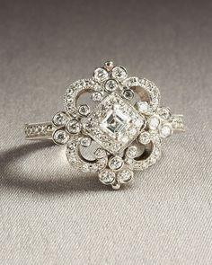 "♥ #Fun #Fan Friday with #Capri #Jewelers #Arizona ~ www.caprijewelersaz.com  ♥ ""I will always be in love with this ring!!!!"""
