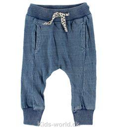En Fant Sweatpants - Denimlook - Børnetøj med fri fragt.
