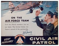 CAP Poster---WWII