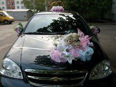 décoration de voiture pour le mariage singapore