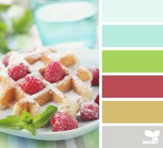 Breakfast Brights - http://design-seeds.com/index.php/home/entry/breakfast-brights