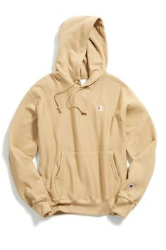 Shop Champion UO Exclusive Reverse Weave Hoodie Sweatshirt at Urban Outfitters today. We carry all the latest styles, colors and brands for you to choose from right here. Hoodie Sweatshirts, Pullover Hoodie, Fashion Sweatshirts, Men's Hoodies, Nike Hoodies For Men, Tumblr Hoodies, Beige Hoodies, Patagonia Hoodie, Fashion Shirts